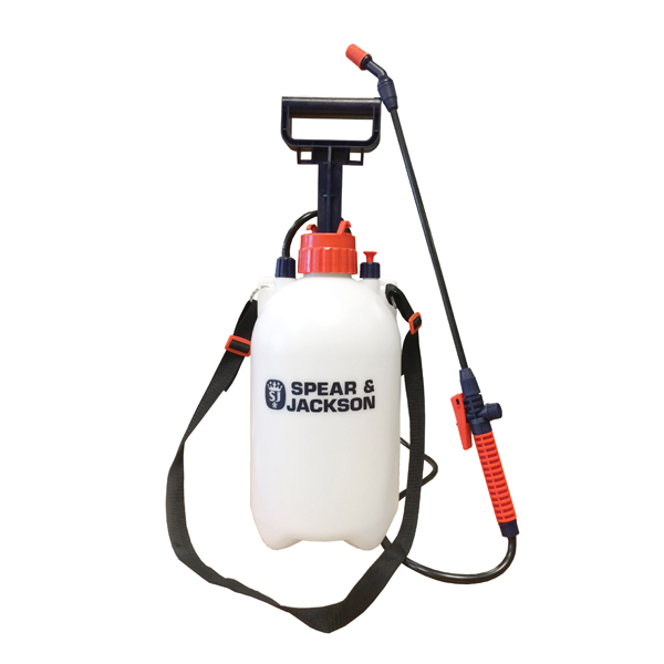 Spear & Jackson 5L Sprayer No Colour