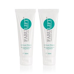 Fabulift Fabulous Face Lifting Serum 30ml Twinpack