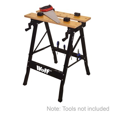 Wolf Craftsman Heavy Duty Work Bench