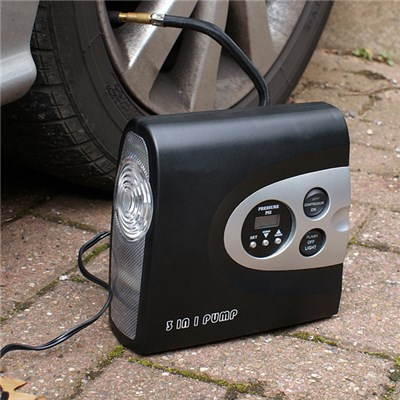 Wolf Digital Tyre Inflator - Glovebox Genie
