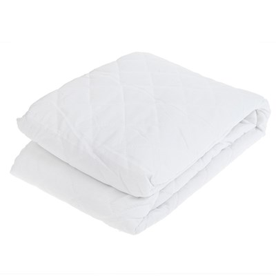 Downland Microfibre Soft To Touch Single Mattress Protector