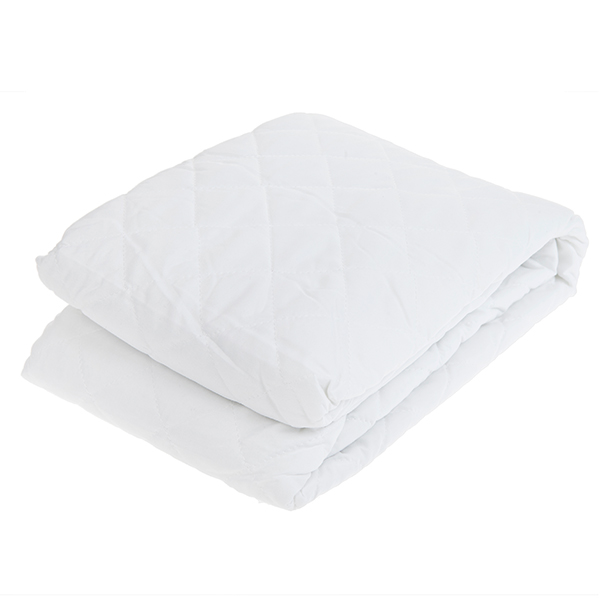 Downland Microfibre Soft To Touch Mattress Protector (King) No Colour