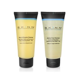 Skinn AM and PM Cleansing and Resurfacing 118ml
