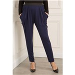 Nicole Drape Pocket Trouser