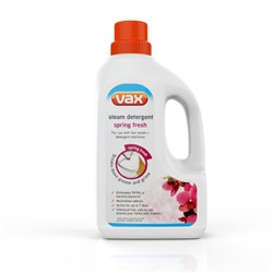 Vax Spring Fresh Detergent for Vax Steam Cleaners 1L