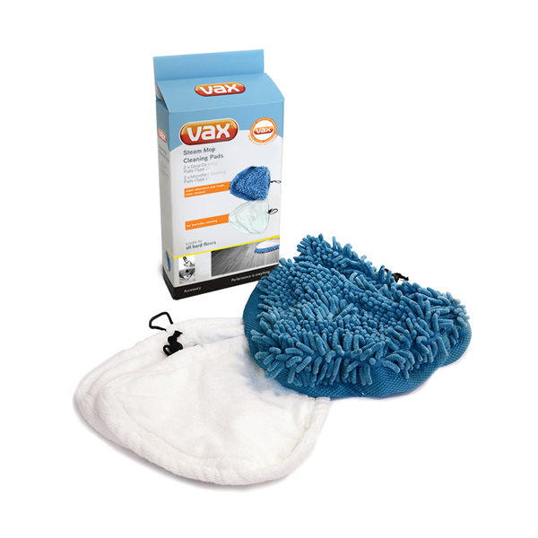 Vax Steam Pads (4 Pack) for Vax Steam Fresh No Colour