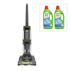 Vax Dual Power W86 DP-T Total Home Carpet Cleaner Plus 2 x 1.5L Ultra Plus Formula