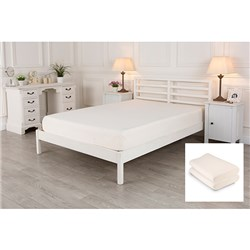 Sleep Genie Double Tricore 2200 Mattress and Pair of Contour Pillows