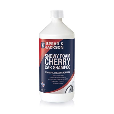 Spear & Jackson Cherry Car Shampoo 1L