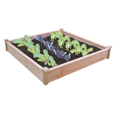 Spear and Jackson Timber Raised Bed - 1200mm x 300mm