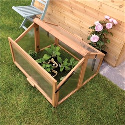 Spear and Jackson Cold Frame - 900x800x590mm