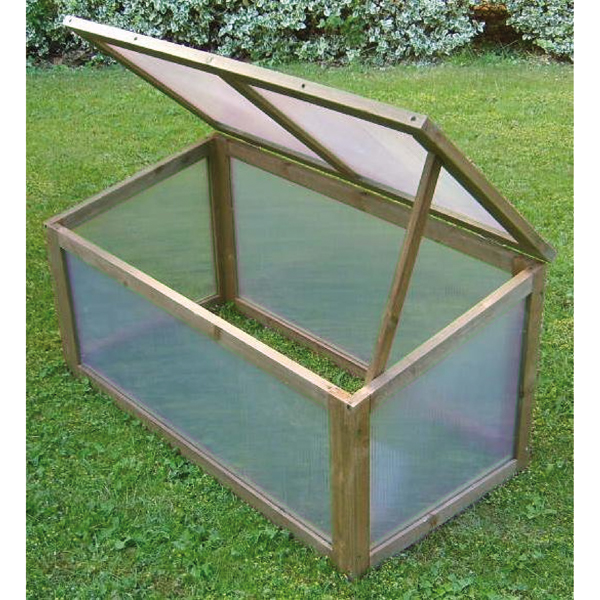 Spear and Jackson Cold Frame - 900x460x450mm No Colour