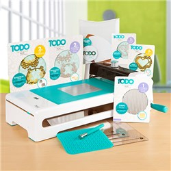 TODO Multi-Functional Crafting Machine with Accessories