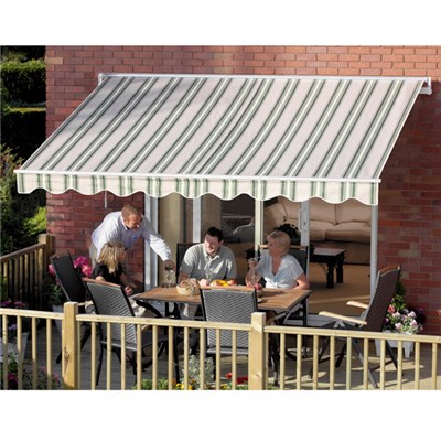 3.5 x 2.5m Easy Fit Awning