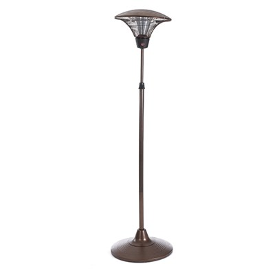Deluxe 2000 Watt Infrared Patio Heater