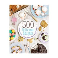 Image of 500 Delicious Delights