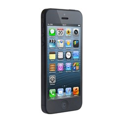 Apple iPhone 5 16GB with Retina Display - Network Unlocked - Nano SIM Card Required - Reconditioned with 1 Year Warranty
