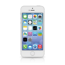 Apple iPhone 5S 32GB with Retina Display - Network Unlocked - Nano SIM Card Required - Reconditioned with 1 Year Warranty