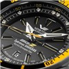 Vostok Europe Gents Big Z Lunokhod 2 Automatic Watch with Four Interchangeable Straps Yellow
