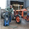 Silverline 1800W Pressure Washer with Accessories with 3 Year Warranty on Registration No Colour