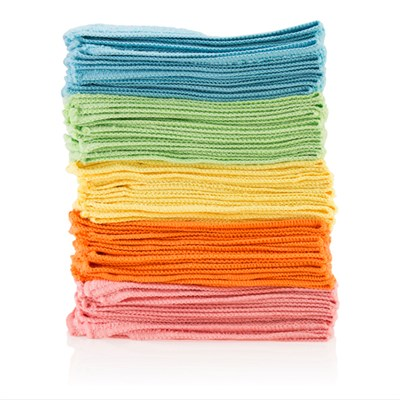 Pack of 50 Deluxe 40cm x 40cm Microfibre