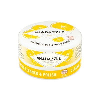 Shadazzle Natural Cleaner and Polish - Lemon
