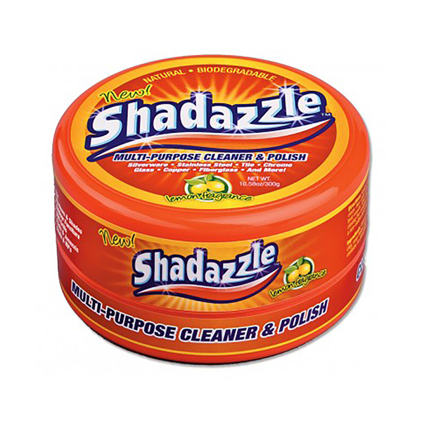 Shadazzle Natural Cleaner and Polish No Colour