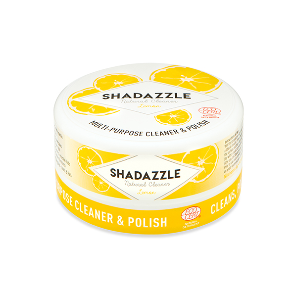Shadazzle Natural Cleaner and Polish - Lemon No Colour