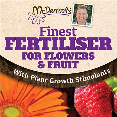 McDermotts Finest Fertiliser 50g