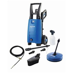 Nilfisk Pressure Washer with Patio Clean