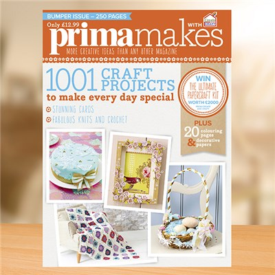 Prima Makes - 1001 Craft Projects To Make Every Day Special