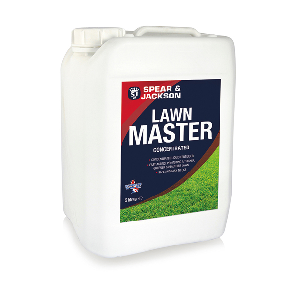 Spear and Jackson 5 litre Lawn Master No Colour