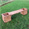 Charles Taylor Planter Bench