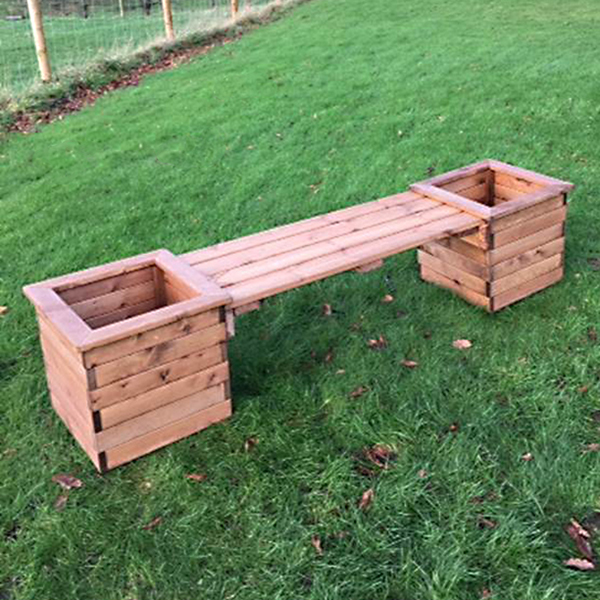 Charles Taylor Planter Bench No Colour