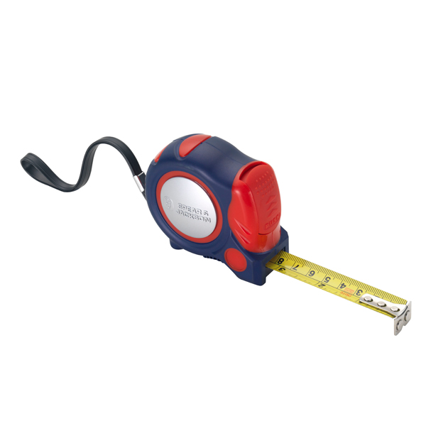 Spear and Jackson 5m Tape Measure No Colour