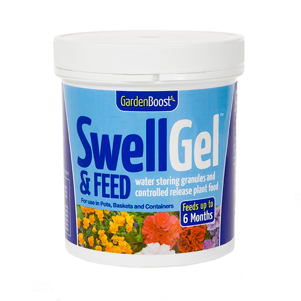 Garden Boost Swell Gel and Feed 500g No Colour