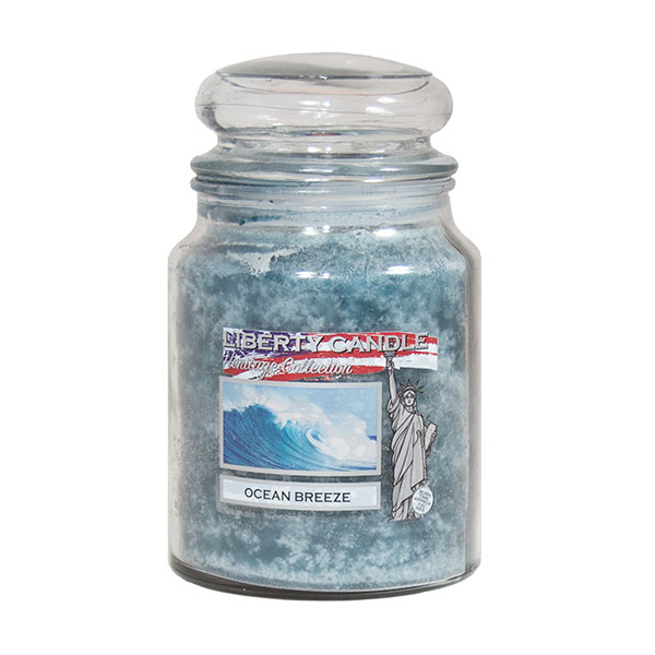 Liberty Candle Heritage Collection 22oz Ocean Breeze