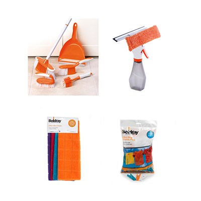 Beldray 110 Piece Cleaning Set