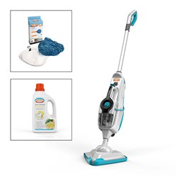 Vax Steam Fresh Combi Classic 10-in-1 Steam Cleaner plus Detergent and Steam Pads