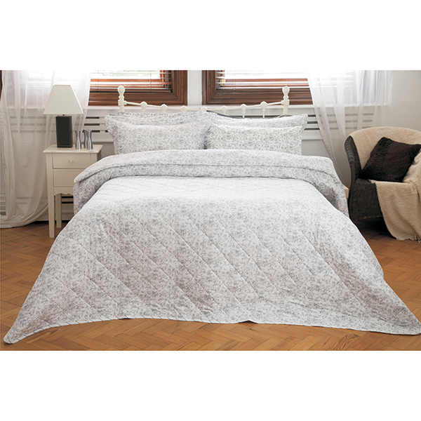 Valbonne King Bedspread No Colour