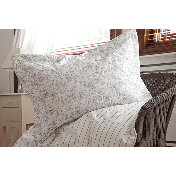 White Collection Valbonne Pillowsham No Colour