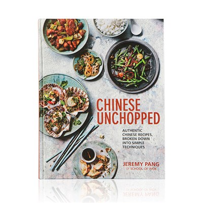 Chinese Unchopped by Jeremy Pang Recipe