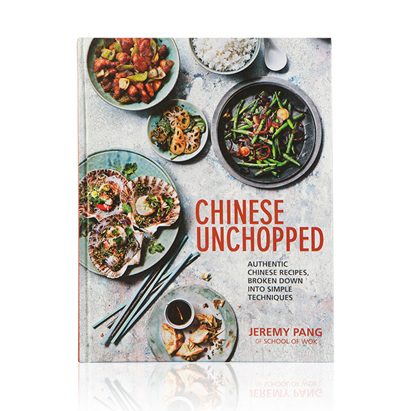 Chinese Unchopped by Jeremy Pang Recipe No Colour