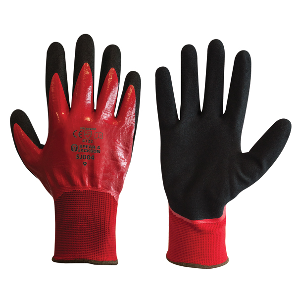 Spear & Jackson Grip It Gloves No Colour