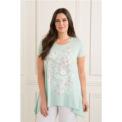 Daisy Eldridge Birds Placement Top