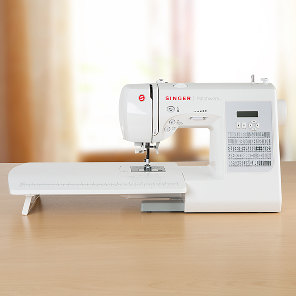Singer 7285q computerised sewing and quilting machine with for Create and craft tv reviews