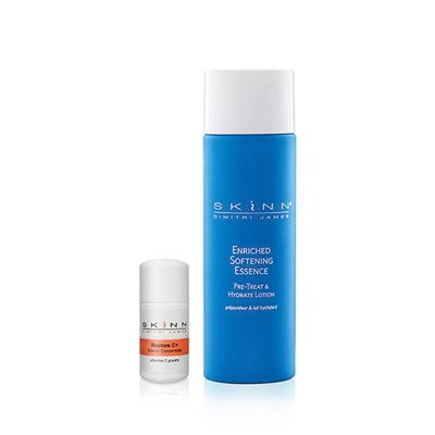 Skinn Enriched Softening Essence Pre-Treat 125ml with Restore C 7g