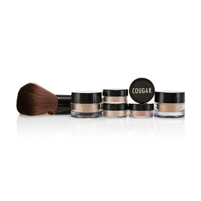 Cougar Mineral Makeup 8pc Starter Kit