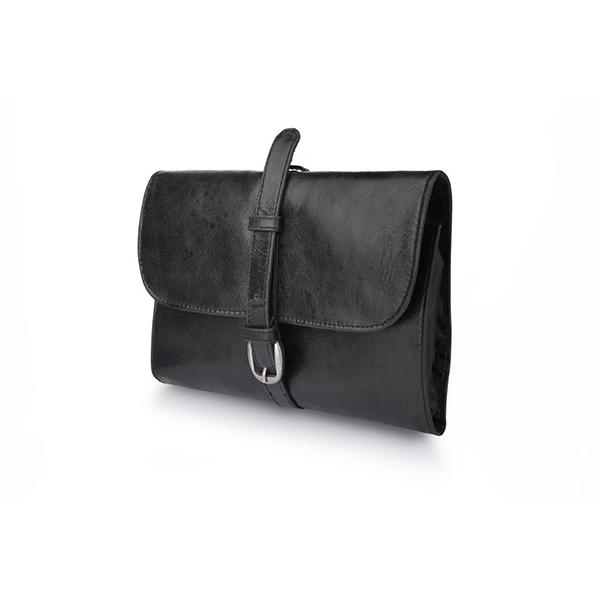 Woodland Leather Wet Pack Black