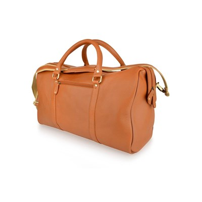 Woodland Leather Cabin Bag